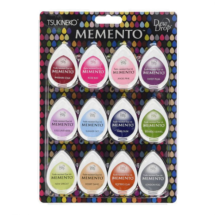 Memento dew drops set- Sorbet Scoops: MD-12-200