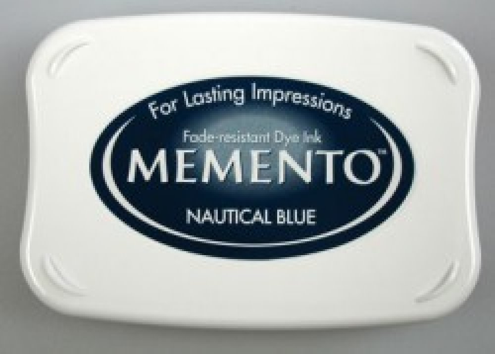Memento, Nautical Blue ME-000-607