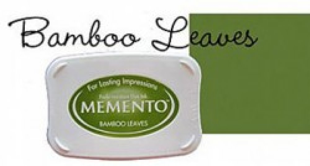 Memento, Bamboo Leaves ME-000-707