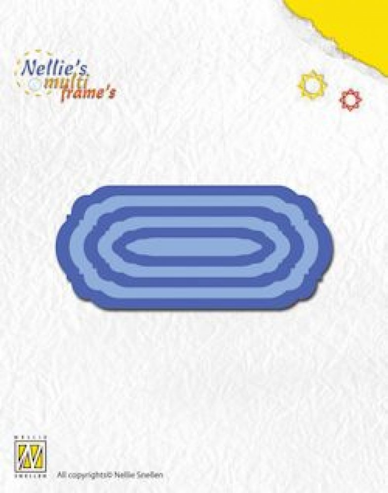 Nellie`s Choice, Multi Frame Die tags 2: MFD067