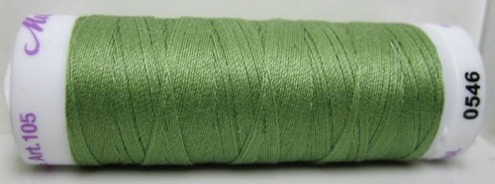 Mettler Silk Finish effen, 150 m: kleur 0546
