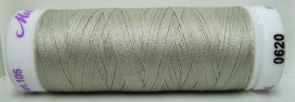 Mettler Silk Finish effen, 150 m: kleur 0620