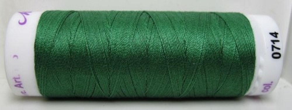 Mettler Silk Finish effen, 150 m: kleur 0714