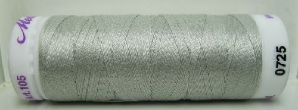 Mettler Silk Finish effen, 150 m: kleur 0725