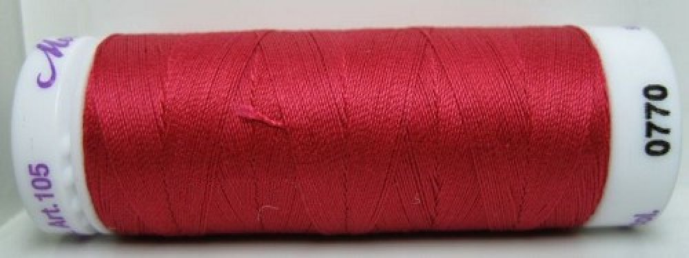 Mettler Silk Finish effen, 150 m: kleur 0770