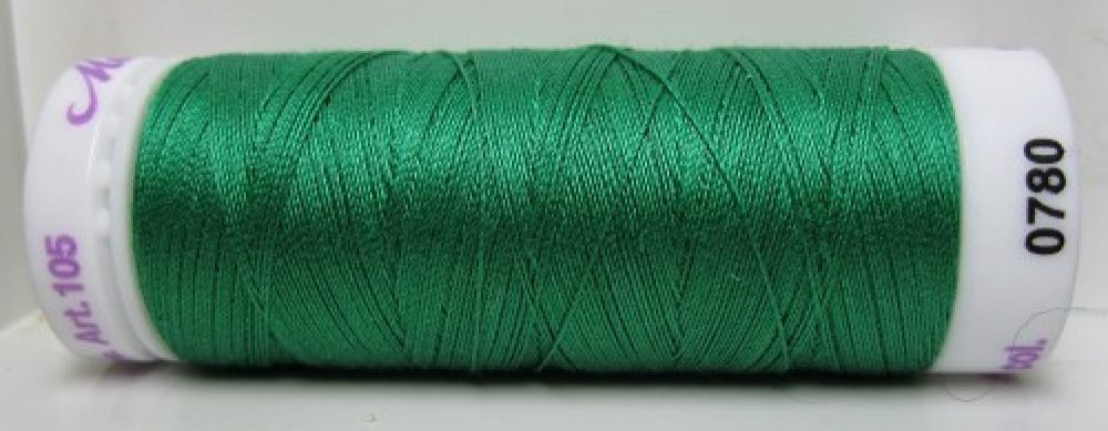 Mettler Silk Finish effen, 150 m: kleur 0780