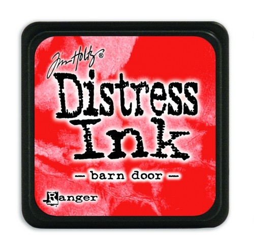 Ranger Distress Mini Ink pad- Barn Door- TDP39853