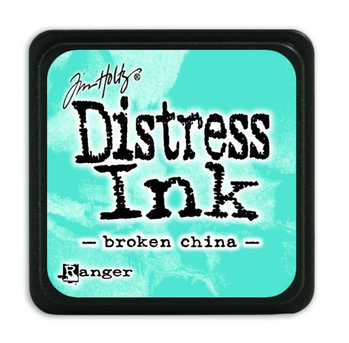 Ranger Distress Mini Ink pad- Broken China- TDP39877