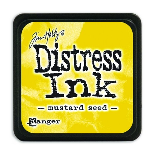 Ranger Distress Mini Ink pad- Mustard Seed- TDP40040