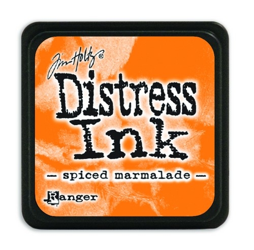 Ranger Distress Mini Ink pad- Spiced Marmalade- TDP40187