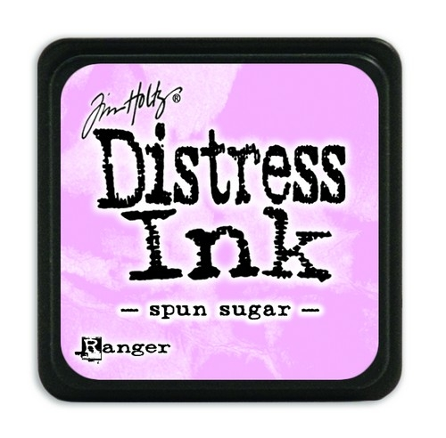 Ranger Distress Mini Ink pad- Spun Sugar- TDP40194