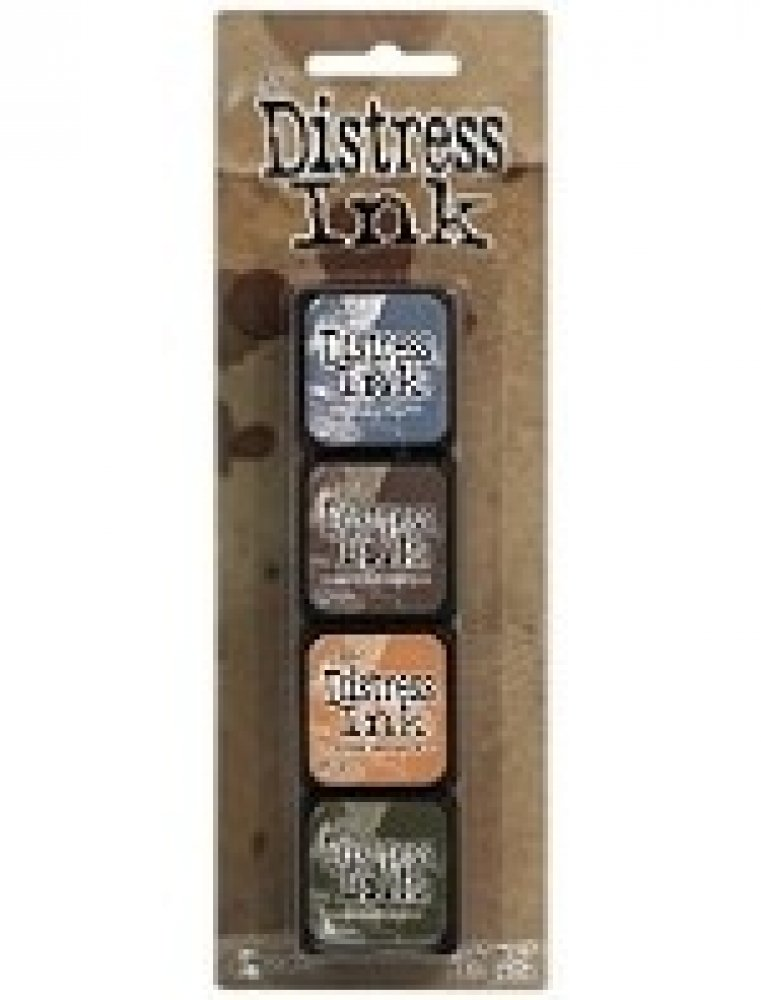 Distress ink mini kit 9; TDPK40392