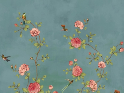 Fiore BN Wall coverings