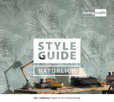 Styleguide Natural Colours